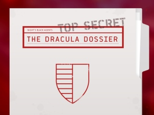 It turns out that Bram Stoker's Dracula novel is in fact an old British intelligence report with all the really interesting parts removed.
