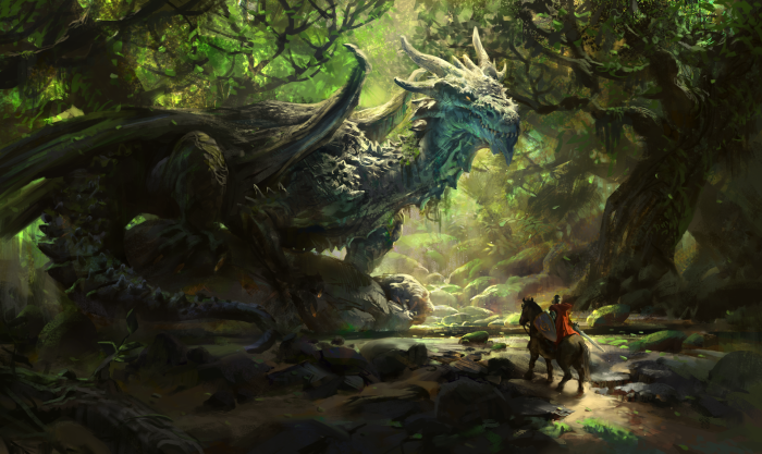 joseph__the_ancient__forest_dragon_by_mikeazevedo-d7jlys8