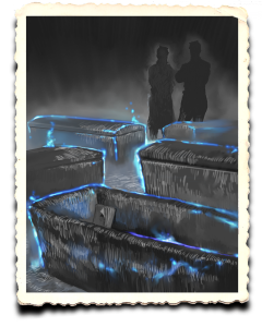 coffins