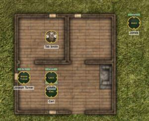 Combat map element